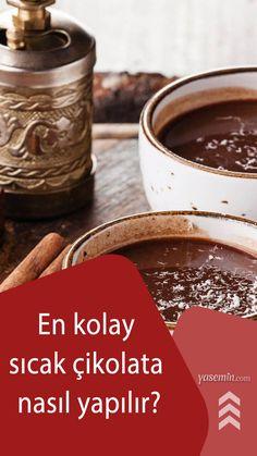Kış aylarının boza ve sahlepten sonra en çok tüketilen içeceklerinden biri olan sıcak çikolata, içinizi ısıtırken aynı zamanda damaklara şenlik oluyor. Buram buram kokusu ile tüm mutfağı saran sıcak çikolatanın evde de yapıldığını biliyor muydunuz? Sandığınızdan daha kolay olan sıcak çikolata yapımını sizler için derledik. Aynı zamanda bu haberimizde sıcak çikolata kilo aldır mı?