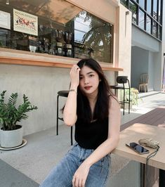 School Makeup, Ulzzang, Selfie, Swag, Outfits, Instagram, Photos, Style, Clothes