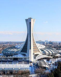 Stade olympique Montréal