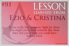 Assassin's Creed Life Lessons 91