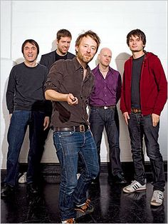 Radiohead - best band ever.