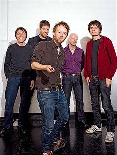 Radiohead Announce Early Album Release