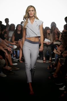 Serendipitylands: FASHION WEEK MADRID SPRING 2015 - AURELIA GIL