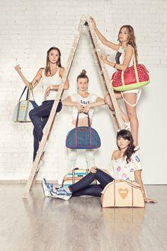 Purses for sporty-girls www.wolkowa.in.ua