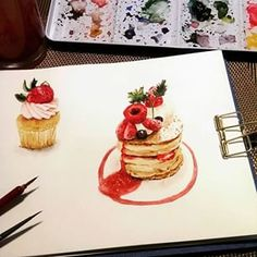 Sherry。painting diary✏ @sherry8296 Instagram photos | Websta (Webstagram)
