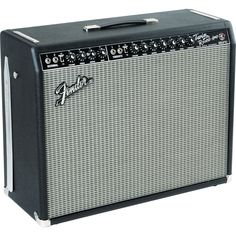 FenderVintage Reissue '65 Twin Reverb Guitar Amp  Maybe get this amp too... good combination