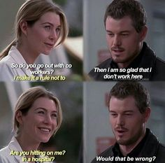Meredith and Mark