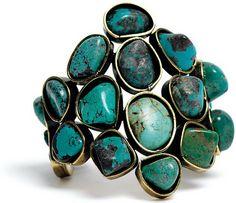 Emilio Pucci bracelet.