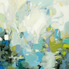"""Miles Away"" by Christina Baker, 30"" by 30"" on gallery wrap $850 