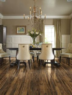 Check out more design ideas and flooring options at www.carolinawholesalefloors.com and our Facebook page!   Shaw Cadence Laminate Flooring