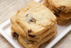 Cranberry Shortbread | Bake or Break