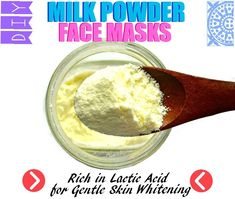 Top 3 Milk Powder Face Mask Recipes for Radiant Skin
