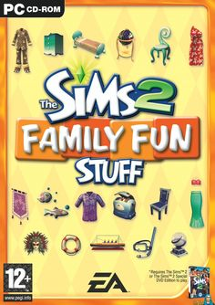 The Sims 2: Family Fun (Stuff Pack)