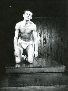 Ryszard Cieślak - Grotowski's student