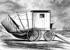 Benjamin Beale bathing machine