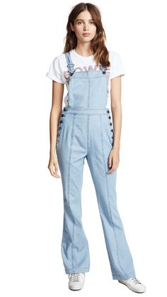 411e89ff238e CUPCAKES AND CASHMERE MELIANI OVERALLS.  cupcakesandcashmere  cloth    Jumpsuits For Women