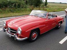 Mercedes Benz classic car