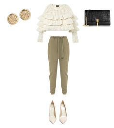 """""""Untitled #1765"""" by ioan-jeni on Polyvore featuring Francesco Russo, Elizabeth and James, men's fashion and menswear"""