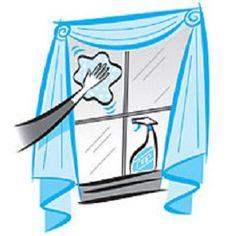 How to Wash Windows #stepbystep