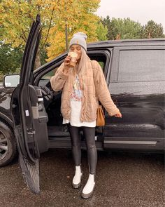 City Outfits, Winter Fashion Outfits, Fall Winter Outfits, Autumn Winter Fashion, Winter Clothes, Cold Weather Outfits, Cute Casual Outfits, Comfy Fall Outfits, Simple Outfits