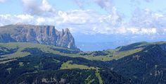 Schlern und Seiser Alm (Südtirol)