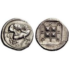 Ptolemy Ar Tetradrachm Top Watermelons Greek (450 Bc-100 Ad) Coins: Ancient