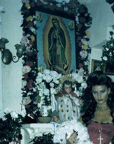 Cholas + Guadalupe= <3