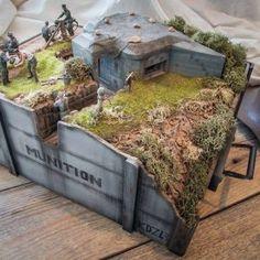 1:35 Dioramas | Miniart - Part 5, by Dan Evason