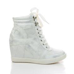 1000  ideas about High Heel Sneakers on Pinterest | Wedge Sneakers ...