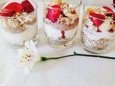 Zdrowe Śniadanie: TOP 12 Przepisów na FIT Śniadanie Do Pracy - Strona 3 z 3 Panna Cotta, Cheesecake, Lunch Box, Pudding, Cooking, Health, Ethnic Recipes, Fitness, Food