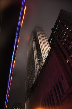 Rockefeller Center, New York City I am going to live in this city one day :)