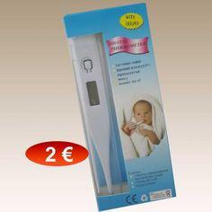 Ψηφιακό θερμόμετρο 2,00 € Personal Care, Self Care, Personal Hygiene