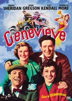 Genevieve, 1955 Golden Globe Awards Best Foreign Film winner, The United Kingdom #GoldenGlobes #GoodMovies #Movies