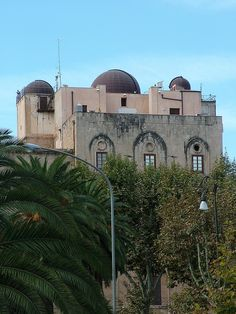 Astronomical Observatory - Palermo, Sicily, Italy