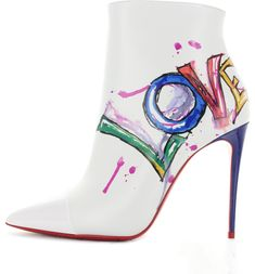 e4b02665647 Christian Louboutin Love Pointy Toe Bootie at Nordstrom.com. Recalling Christian  Louboutin s first collection