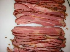 Buckboard bacon, made from a pork shoulder rather than pork belly, is a simple to make treat with many rewards.  It's fresh, since you made ...