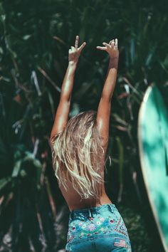beachy girl // summer babe