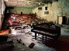 Everything can be stripped away, but the music will still remain.  #piano