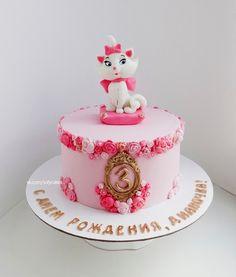 Торт с кошкой Мари) от пользователя «id1229783» на Babyblog.ru