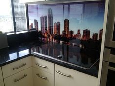 Using the latest technology, we can print any hi-resolution image or design onto glass to create something truly special and unique. Glass Splashbacks, Print Ideas, Latest Technology, Glass Design, Gold Coast, Brisbane, Backsplash, Tweed, Printed