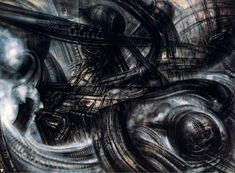 biomechanical giger - Google Search