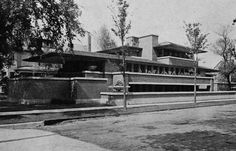 Our Care-Free Home: Frank Lloyd Wright's Influence on Mid-Century Modern Architecture