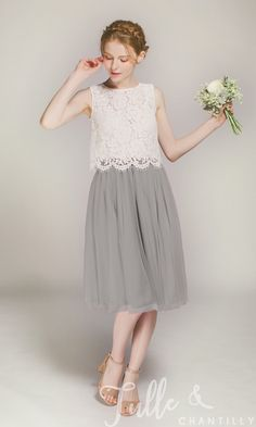 Tulle Short Skirt for Maid of Honor