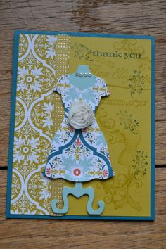 Dress Forms - Stampin' Connection