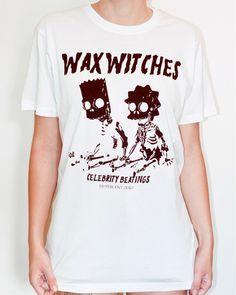 Wax Witches X 100 Percent Zero – Dead Simpsons