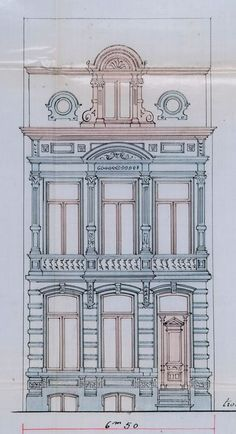 Marvelous Home Design Architectural Drawing Ideas. Spectacular Home Design Architectural Drawing Ideas. Architecture Classique, Neoclassical Architecture, Classic Architecture, Architecture Drawings, Facade Architecture, Historical Architecture, Enterprise Architecture, Facade Design, Exterior Design