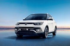 쌍용자동차, 2017 티볼리&티볼리 에어 출시   뉴스/커뮤니티 : 다나와 자동차