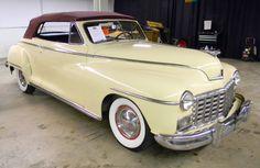 1948 Dodge Custom Custom Six Convertible