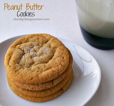 Peanut Butter Cookies 1 cup peanut butter, creamy or crunchy 1⅓ cups baking sugar replacement (recommended: Splenda) or you can use granulated sugar 1 egg 1 teasp...