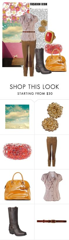 """""""Town and country"""" by mponte ❤ liked on Polyvore featuring Fevi Reyes, Bling Deenie, Ralph Lauren, MANGO, Vivienne Westwood Red Label, Mossimo Supply Co., CO-OP Barneys New York, Kanupriya and country"""